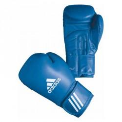 Adidas Amateur Boxhandschuhe Blau