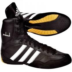 Abverkauf Adidas ProBout Boxstiefel Boxschuhe