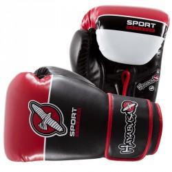 Hayabusa Sport 16oz Training Gloves red
