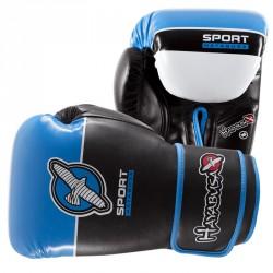 Hayabusa Sport 16oz Training Gloves blue
