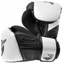 Hayabusa Tokushu Regenesis 16oz Gloves Black White