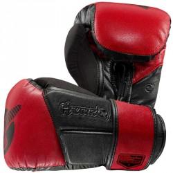 Hayabusa Tokushu Regenesis 16oz Gloves Black Red