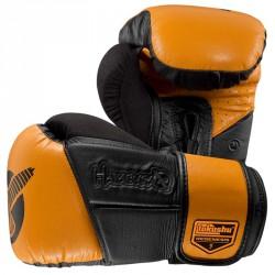 Hayabusa Tokushu Regenesis 14oz Gloves Black Orange