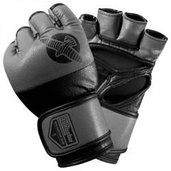 Hayabusa Tokushu Regenesis 4oz MMA Gloves Black Grey