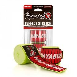 Hayabusa Perfect Stretch 2 Handwraps 4,5m Green