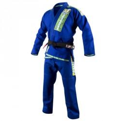 Hayabusa Goorudo 2 Gold Weave Jiu Jitsu Gi Blue