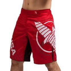 Hayabusa Chikara 4 Fightshort Red