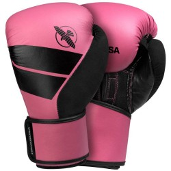 Hayabusa S4 Boxing Glove Pink