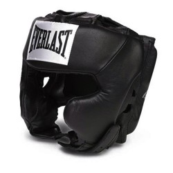 Everlast Pro Traditional Headgear 340 Black
