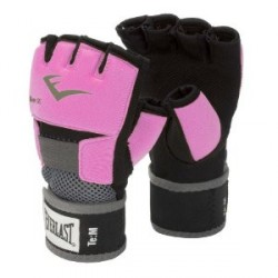 Everlast Evergel Glove Wraps Pink 4355DS-P