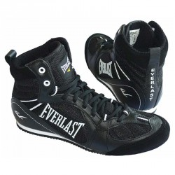 Everlast Boxing Shoe Lo Top 8002 Black