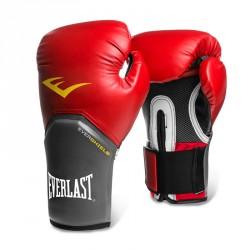 Everlast Elite Pro Style Glove Red 2300