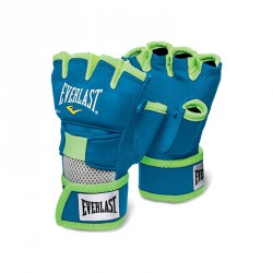 Everlast Evergel Handwraps Blue Green