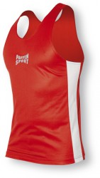 Paffen Sport Contest Boxerhemd rot