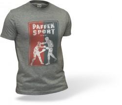 Abverkauf Paffen Sport Vintage Boxer Shirt Grau