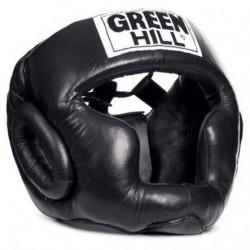 GREEN HILL Super Kopfschutz Schwarz