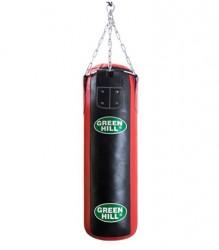 Green Hill Rindsleder Boxsack gefüllt 120 cm