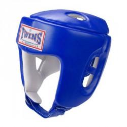 Twins HGL- 4 Headguard Wettkampf blau