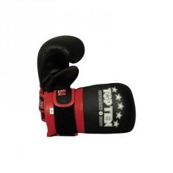Abverkauf Top Ten Bag Glove Superfight 3000 Sandsackhandschuh Leder