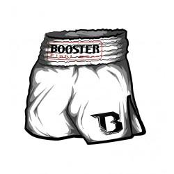 Abverkauf Booster TBS Pro Range white Thaiboxshose