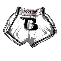 Booster TBT Pro 1 Thai Short white
