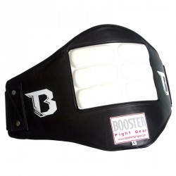 Booster BP 3 Pro Bellypad with Six pack