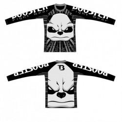 Booster Killer Panda Rashguard LS