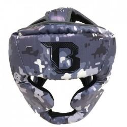 Booster Kopfschutz HGL B2 Youth Camo Grey