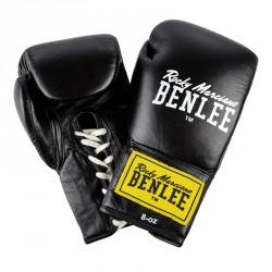 Benlee Professional Boxing Gloves Tiger Black