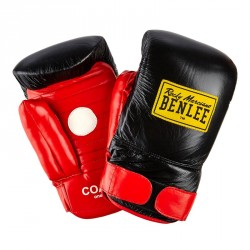 Benlee Coach Leather Coaching Mitts