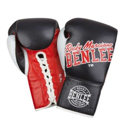 Abverkauf Benlee Boxhandschuh Big Bang Leder Schwarz