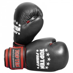Top Ten FIGHT Leder Boxhandschuh