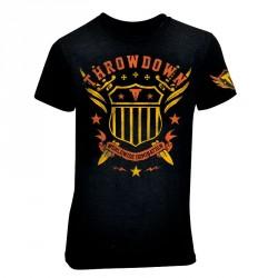 ABVERKAUF Throwdown Edge Shirt black