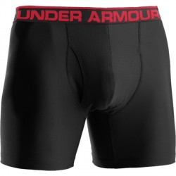 Under Armour The Original 6-inch Boxerjock Black
