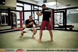Stroops MMA Takedown