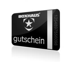 BOXHAUS Gutschein