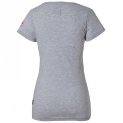 Abverkauf BOXHAUS Brand  Incept Shirt Women grey htr L XL