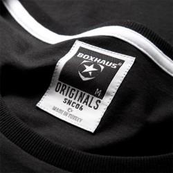 Abverkauf BOXHAUS Brand Athl 06 Women Tee black XL