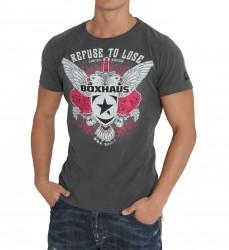 Abverkauf BOXHAUS Brand MMA Spirit Tee