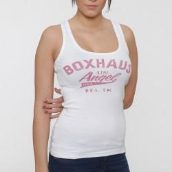 Abverkauf BOXHAUS Brand Women Tank Top ATHL ANGEL M L XL