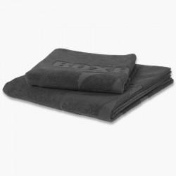 Abverkauf BOXHAUS Brand Incept Towel jet black