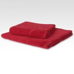 Abverkauf BOXHAUS Brand Incept Towel chilli red