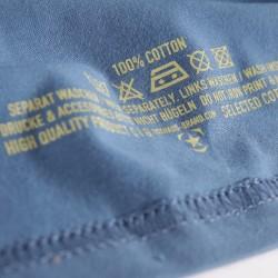 Abverkauf BOXHAUS Brand Doah T-Shirt streetblue