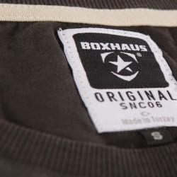 Abverkauf BOXHAUS Brand Platoon T-Shirt ironblack S