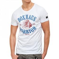 Summersale BOXHAUS Brand Indi T-Shirt white