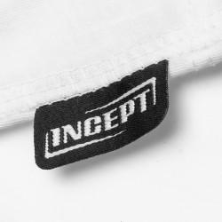 Abverkauf  BOXHAUS Brand Incept Round-Neck Modal Shirt LS white