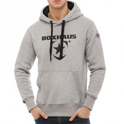 Abverkauf  Incept 1.0 Sweat Hoodie grey htr by BOXHAUS Brand