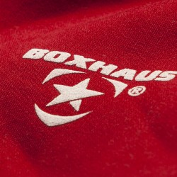 Abverkauf Incept 1.0 Sweat Hoodie Basic chilly red by BOXHAUS Brand