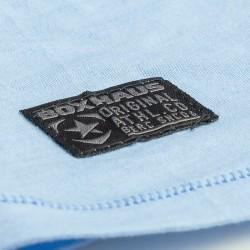 Abverkauf  BOXHAUS Brand Sisco T-Shirt aqua