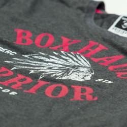 Abverkauf  BOXHAUS Brand Indi T-Shirt black htr